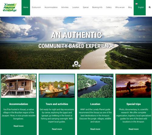 Amazon Forest ecotouism