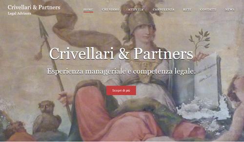 Realizzazione sito web studio legale Roma